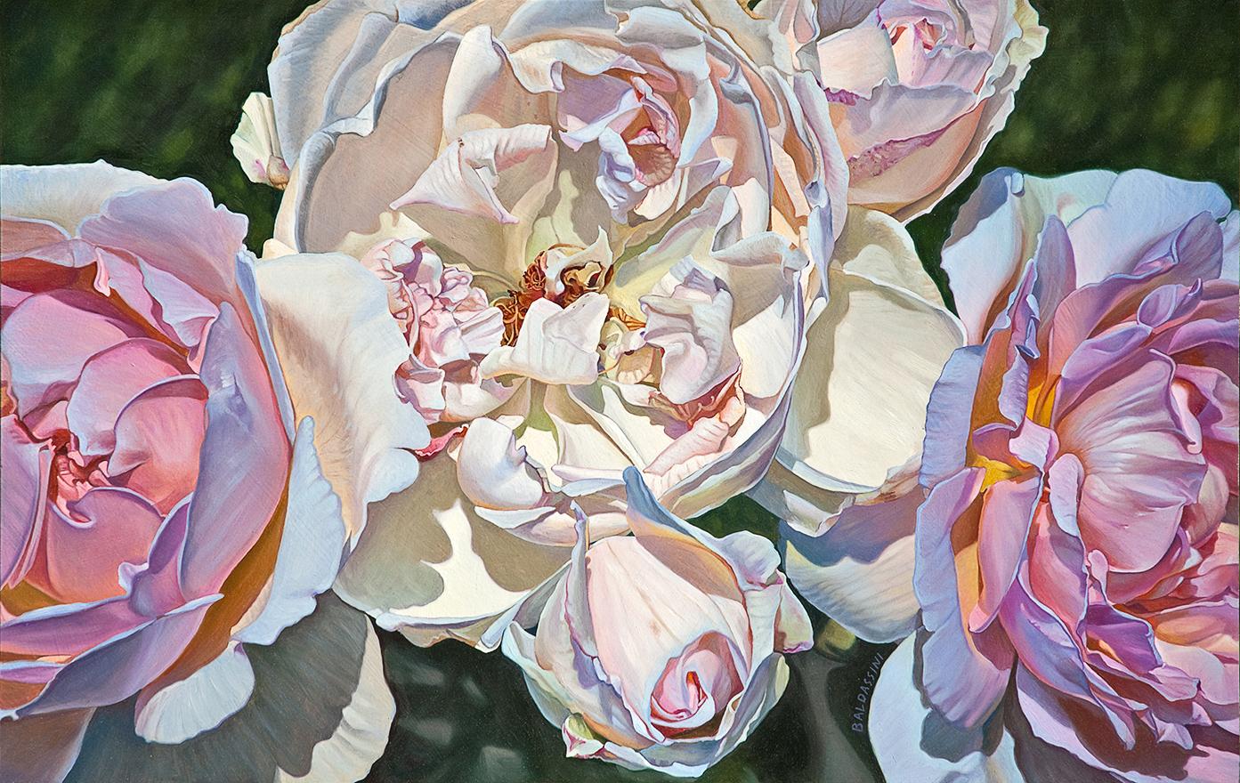 Fractal Roses